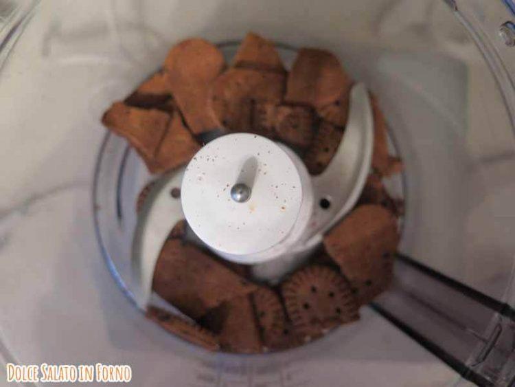 trita biscotti al cacao