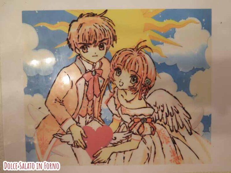 Sakura e Li di cioccolato