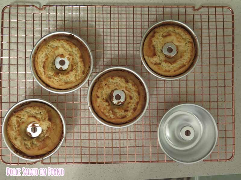 Ciambelline cannella vaniglia e yogurt
