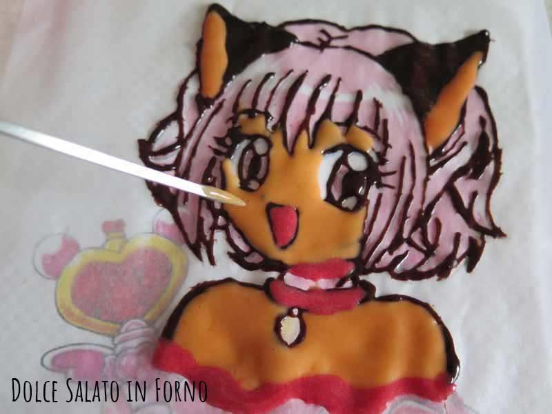 Colorare Mew Ichigo