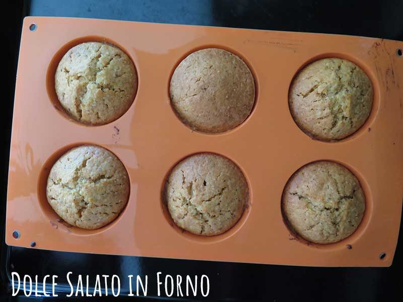 Muffin alle carote light