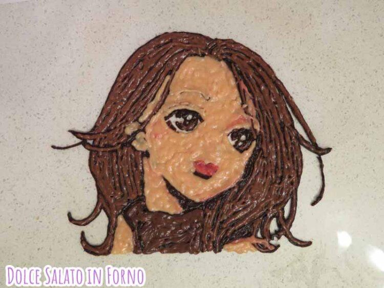 Nana Komatsu Ai Yazawa decorazione torta