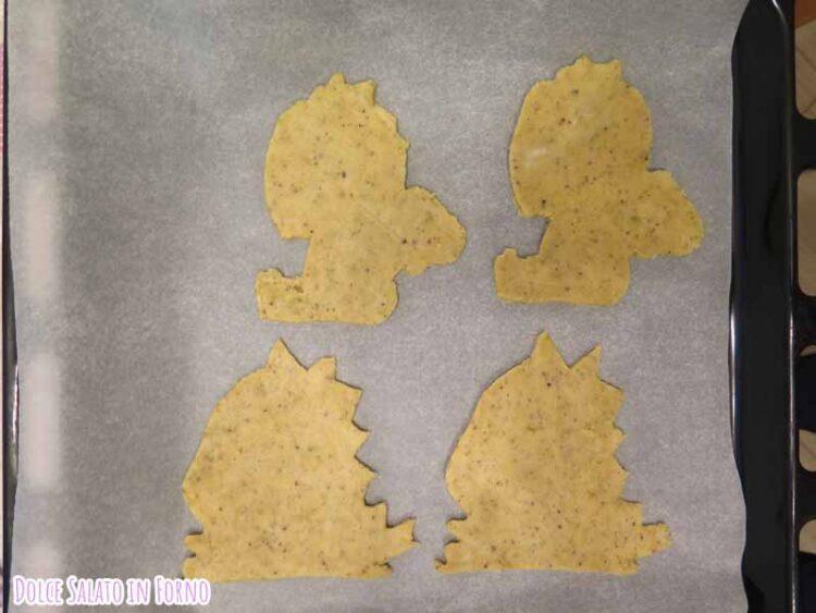 Biscotti angelo Saejima e Sudosauro