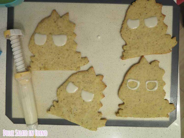 Biscotti al pistacchio Sudosauro