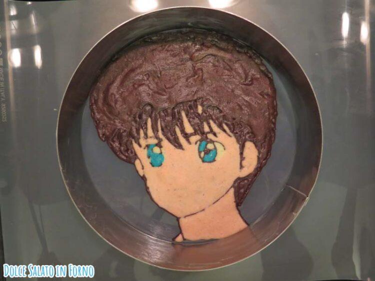 Johnny Kyosuke Kasuga decorazione torta