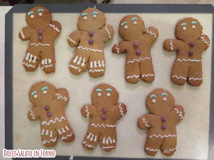 omini pan di zenzero gingerbread