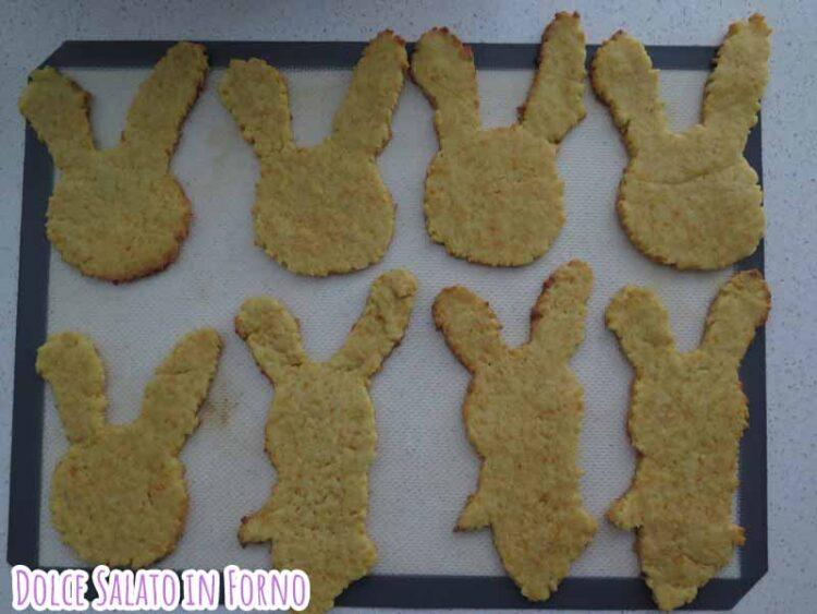 Biscotti a forma di coniglio Momo di Card Captor Sakura