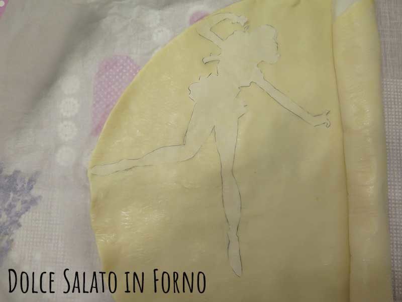 Ritagliare silhouette di Sailor Jupiter
