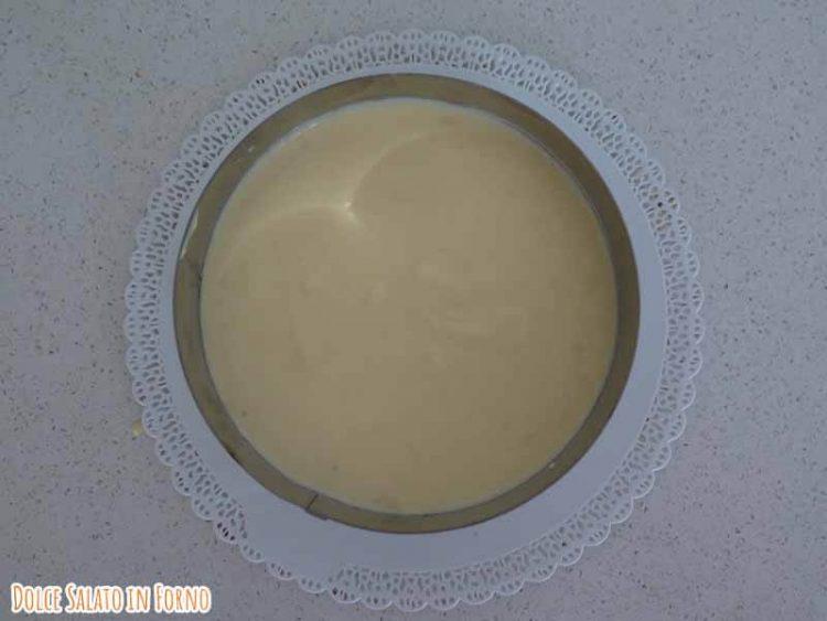 cheesecake al mascarpone e melone