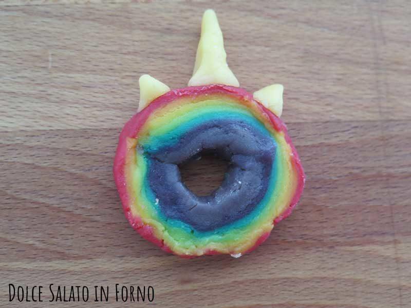 Biscotto unicorno