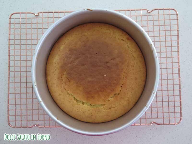 Torta del 3 o torta smemorina