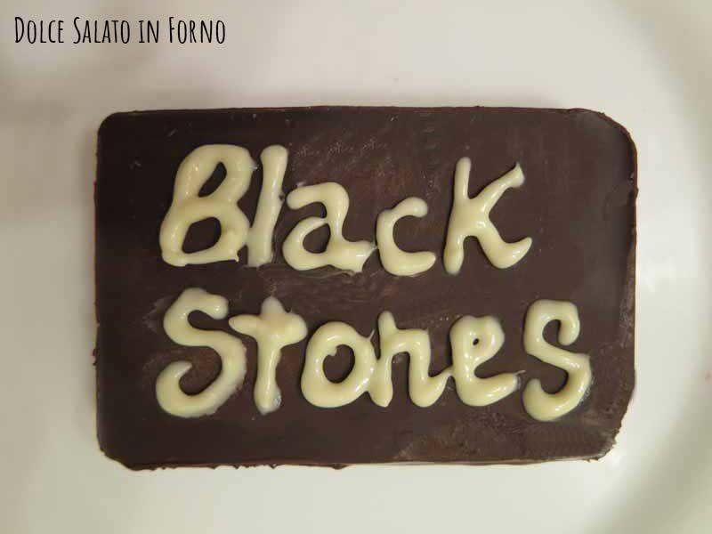 Black Stones Nana di cioccolato