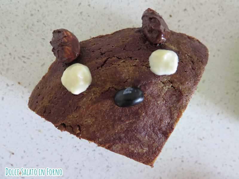 Orecchie mandorle Totoro