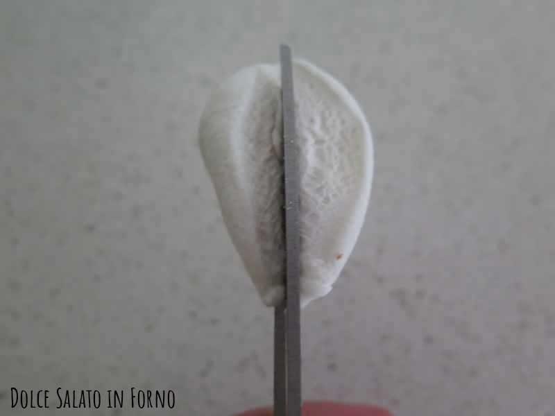 Tagliare marshmallow