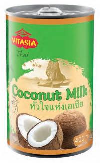 Latte di cocco Vitasia Lidl