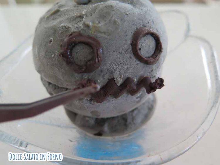 Alphonse Elric gelato sesamo nero