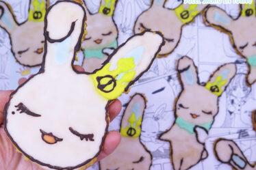Biscotti carote mandorle a forma di Momo di Card Captor Sakura Clear Card