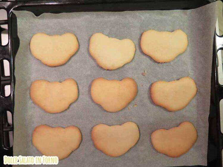 Biscotti alla panna a forma di Kero chan
