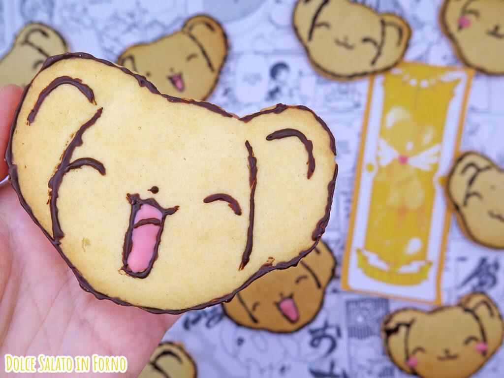 Biscotti alla panna di Cerberus di Sakura