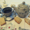 Biscotti al tè Earl Grey senza burro e senza uova