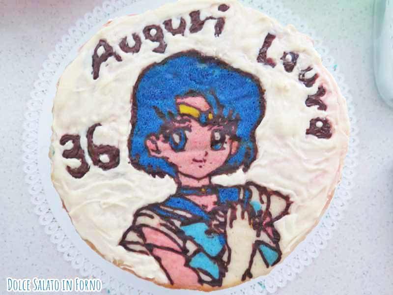 Biscotto tegola al burro di Sailor Mercury
