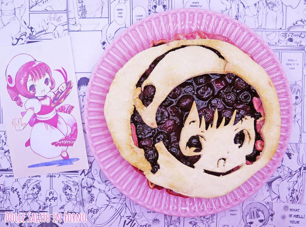 Cherry pie di Sumomo di Chobits