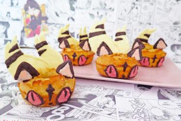 Ciambelline cannella, vaniglia e yogurt di Kirara di Inuyasha