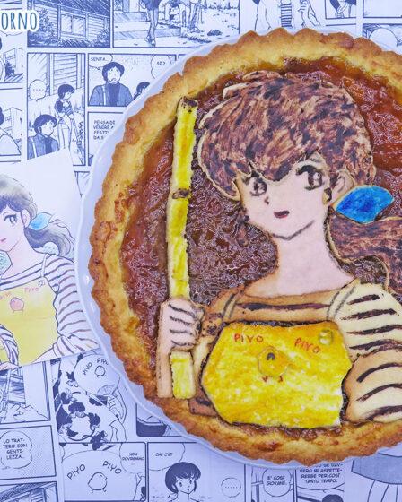Crostata alla marmellata di Kyoko Otonashi di Maison Ikkoku