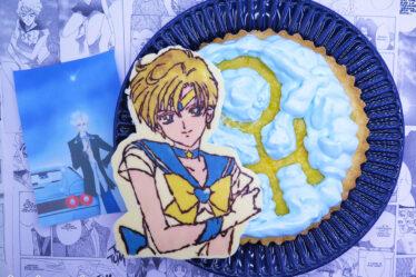 Crostata meringata al limone di Sailor Uranus