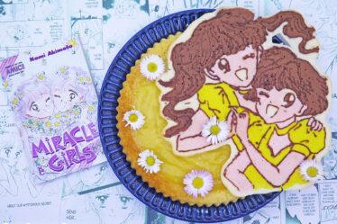 Crostata morbida camomilla, miele e limone di è un po' magia per Terry e Maggie