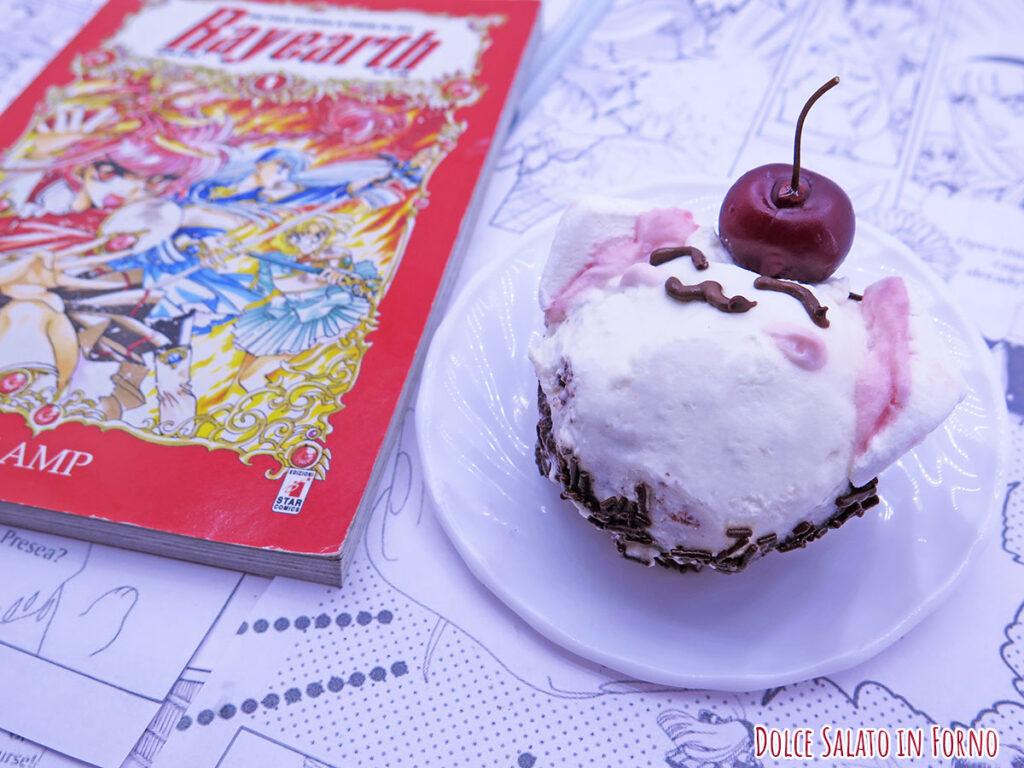 Cupcake Foresta Nera di Mokona