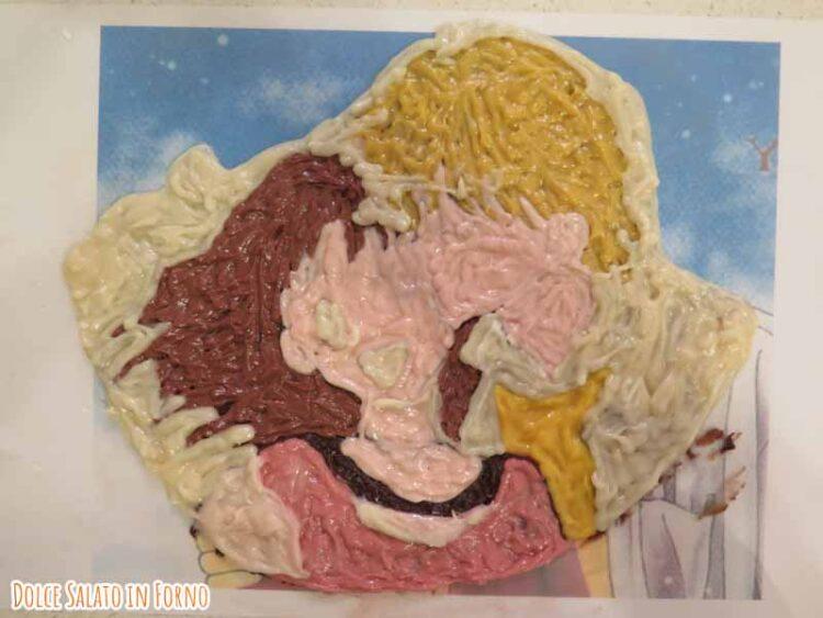 decorazione Miki e Yuri di Piccoli Problemi di Cuore
