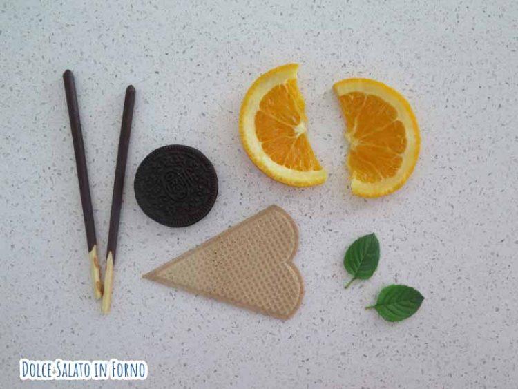 decorazioni coppa gelato