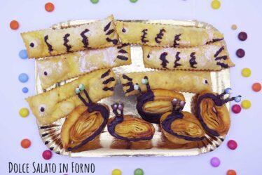 Frappe e tagliatelle dolci di carnevale