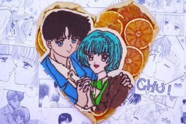 Galette arancia di Ginta e Arimi di Marmalade Boy