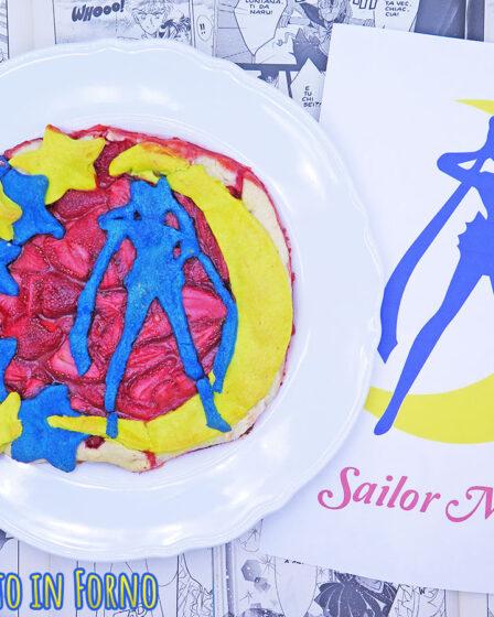 Galette di fragole di Sailor Moon