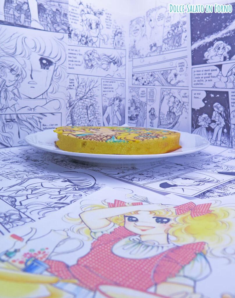 Hot milk sponge cake di Candy Candy