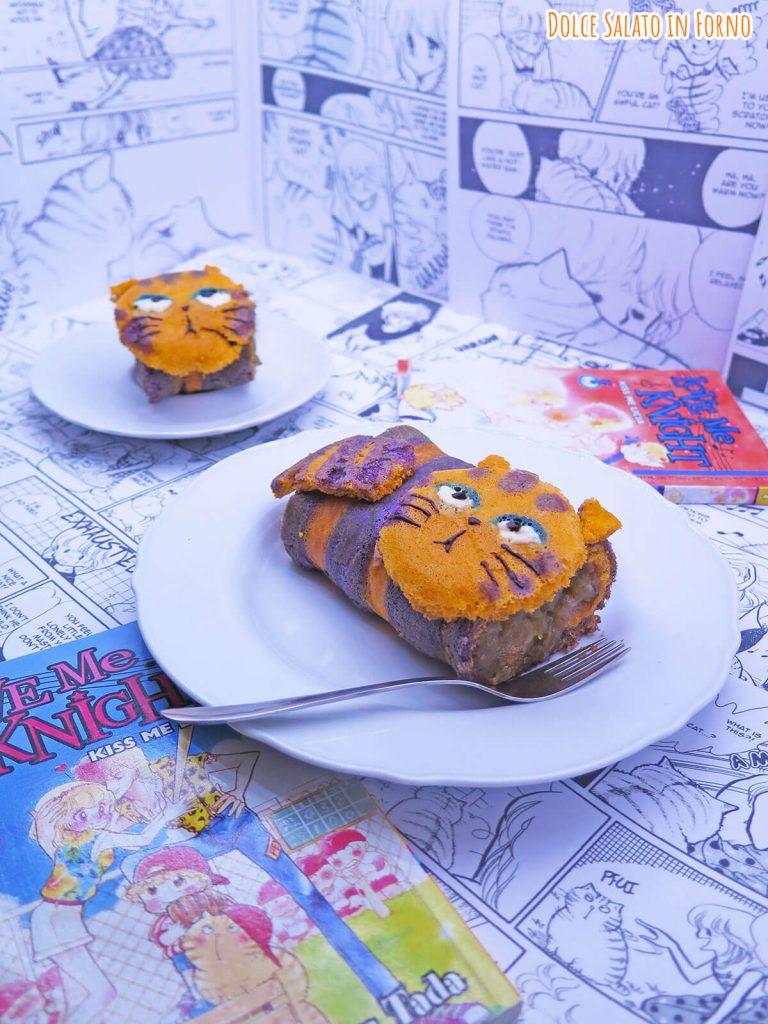 Mini rollcake di Giuliano di Kiss Me Licia