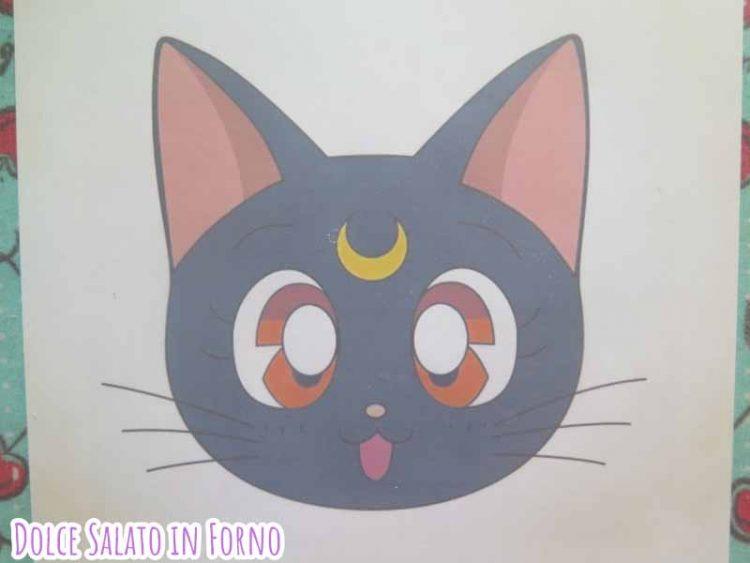modello Luna di Sailor Moon