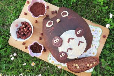 Pane cioccolato, caffè, nocciole