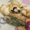 Pane olive e rosmarino sfilatini