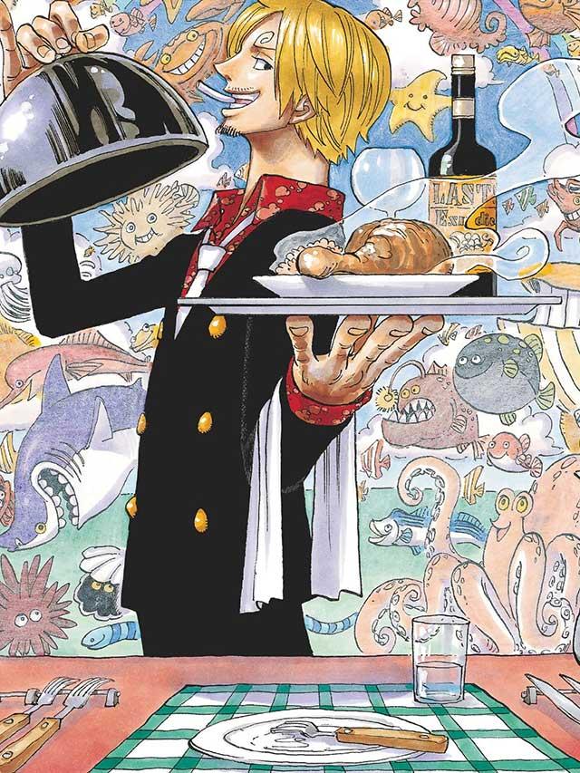 La cambusa di Sanji – Ricette a tema One Piece
