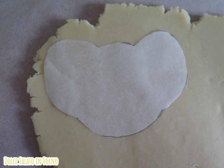 Ritaglia biscotto a forma di Kero chan