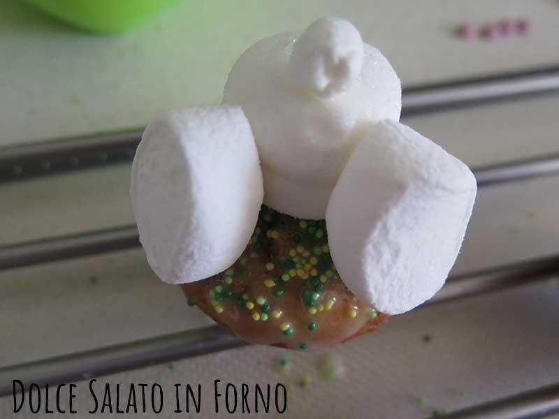 Sederino coniglietto marshmallow