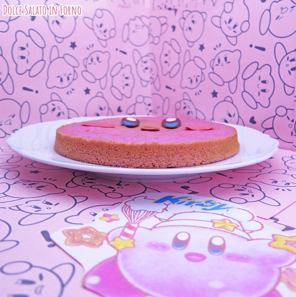 Torta alle fragole di Kirby