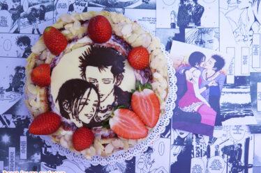 Torta fragole e namelaka limone di Nana Osaki e Ren Honjo