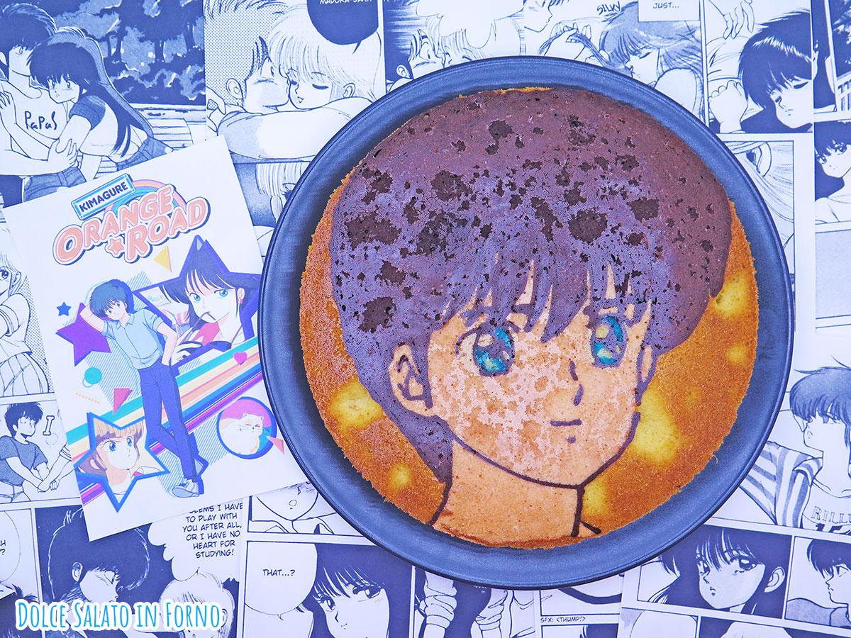 Torta marmellata arance Kyosuke Kasuga Kimagure Orange Road