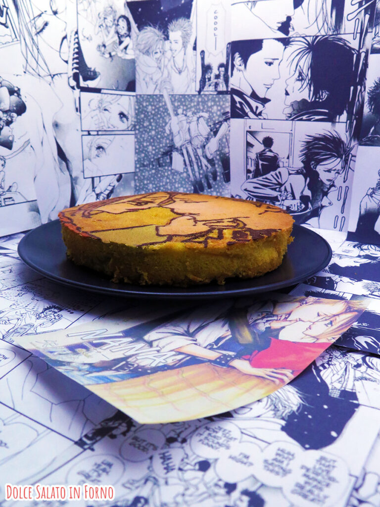 Torta di mele di Nana Hachi Komatsu e Nobuo Terashima di Ai Yazawa
