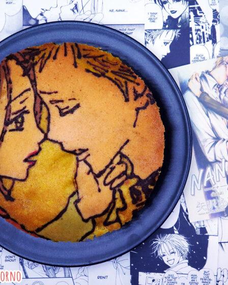 Torta di mele di Nana Komatsu e Nobuo Terashima di Ai Yazawa