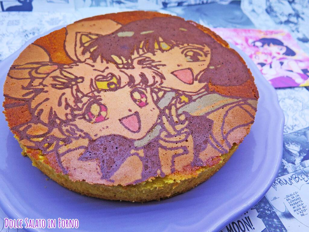 Pan di arancio di Hotaru Tomoe e Chibiusa